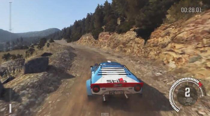 السيارات الرائعة DiRT Rally Game 2015 2014,2015 dirt_rally_bezdorogi