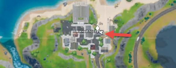 Гайд Fortnite Глава 2 - где найти все верстаки на новой карте