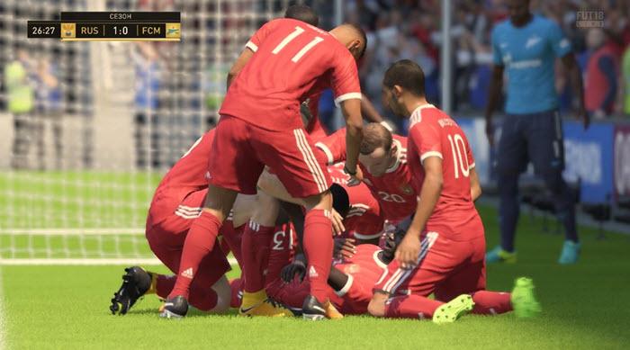 10 психологических ошибок в FIFA 18