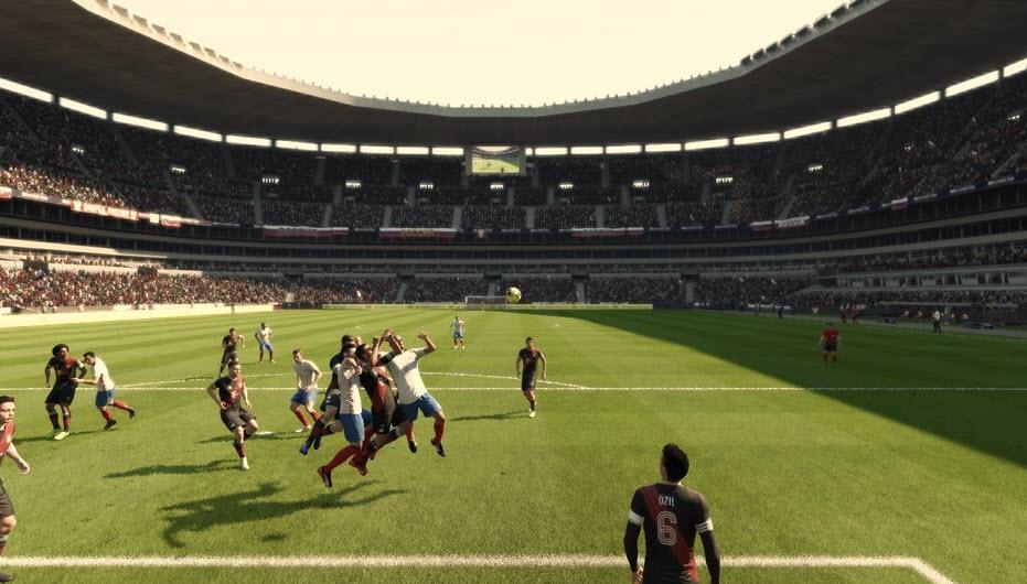 FIFA 18 и верховые пасы