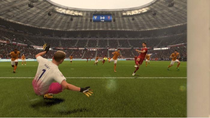 Как настроить уникальную тактику в FIFA 18