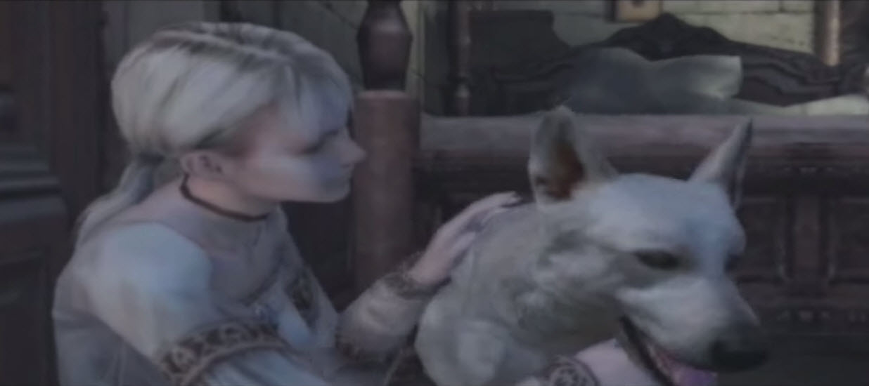 Haunting Ground – Hewie