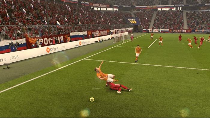 FIFA 18: главные тактические ошибки