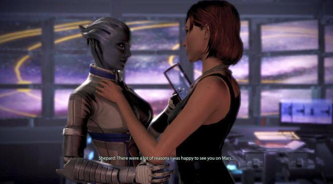 Персонажи из видеоигр занимаются сексом