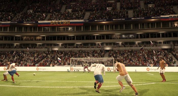 FIFA 18 и проблема дальних ударов
