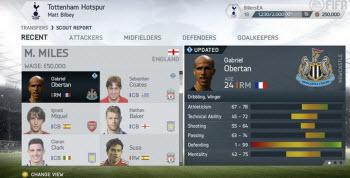 Скауты в FIFA 14