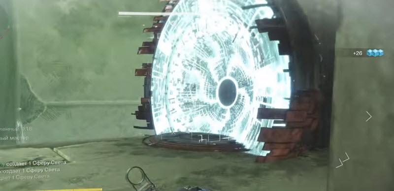 Интересная тактика прохождения рейда Сад спасения в Destiny 2