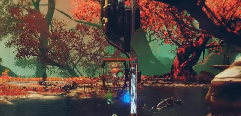 Как получить лук Дыхание Левиафана и найти секретную комнату Destiny 2