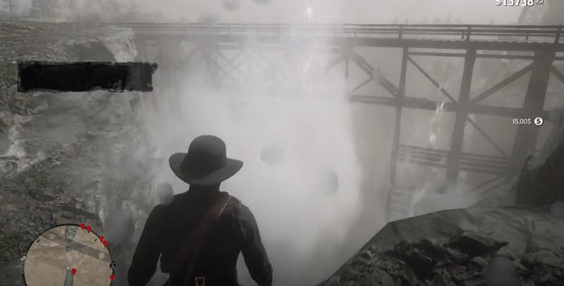 Как поймать рыбу без использования удочки Red Dead Redemption 2