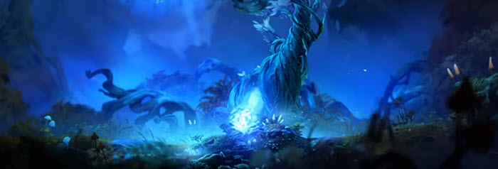 Ori and the Will of the Wisps - Полное прохождение