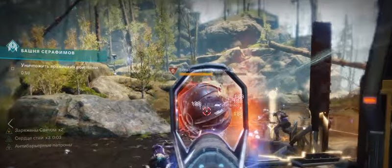 Destiny 2 - все что нужно знать о Башнях серафимов