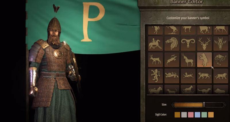 Вся информация о кланах и королевствах в Mount and Blade 2 Bannerlord