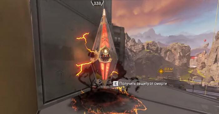 Особенности игры за Ревенанта в Apex Legends
