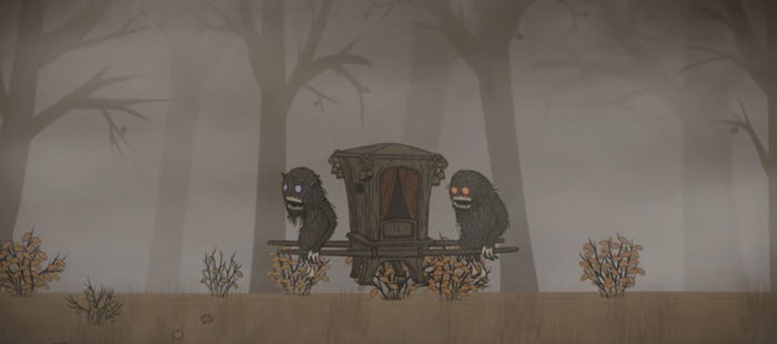 Полное прохождение Creepy Tale