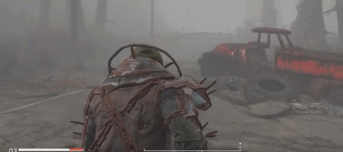 Где найти Siren Head в Fallout - Whispering Hills?