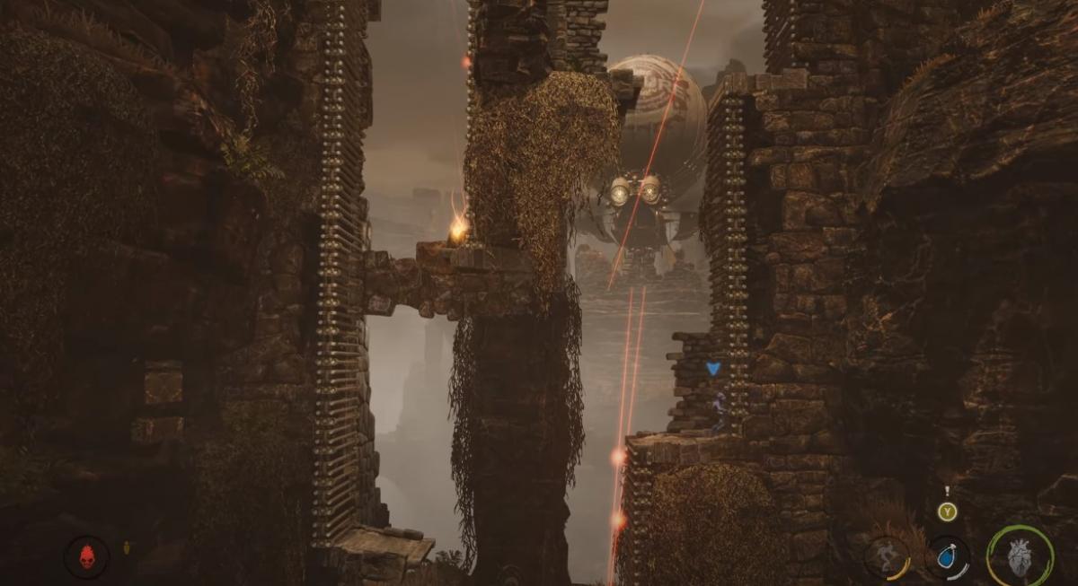 Oddworld Soulstorm - полное прохождение и все концовки