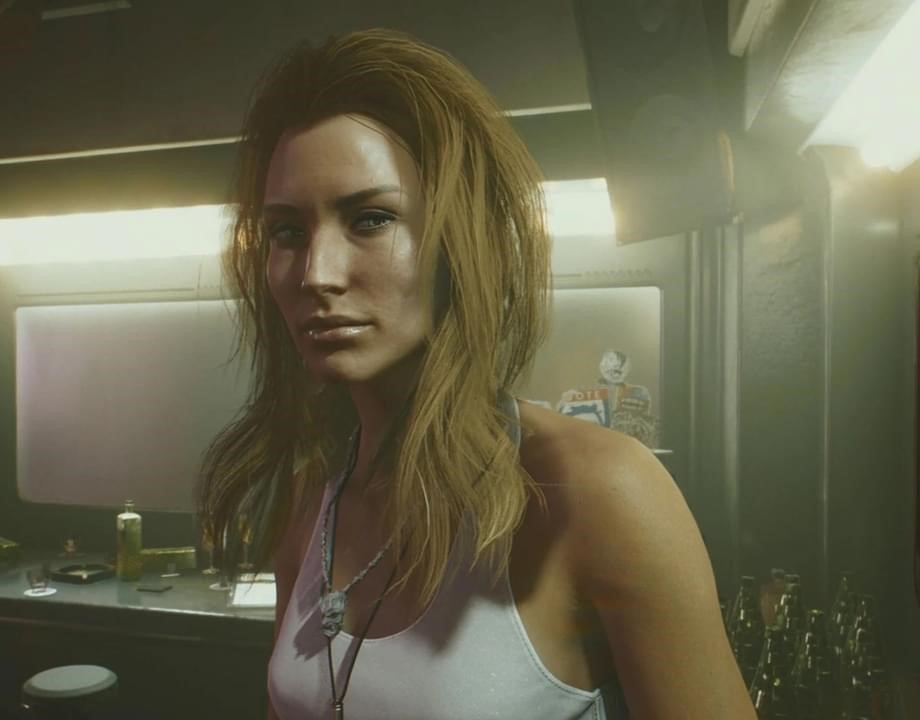 Любовные романы и постельные сцены Cyberpunk 2077