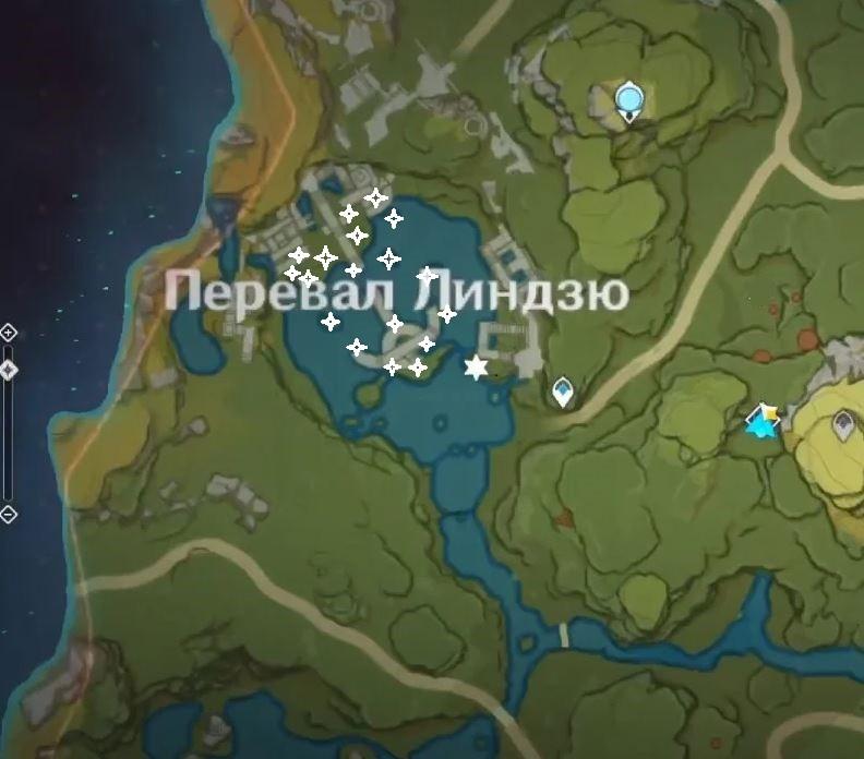 """Все о событии """"Затерянные Богатства"""" в Genshin Impact"""
