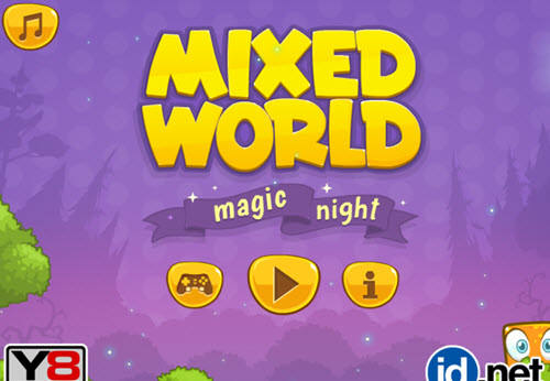 mixed worlds strodo nights - photo #10