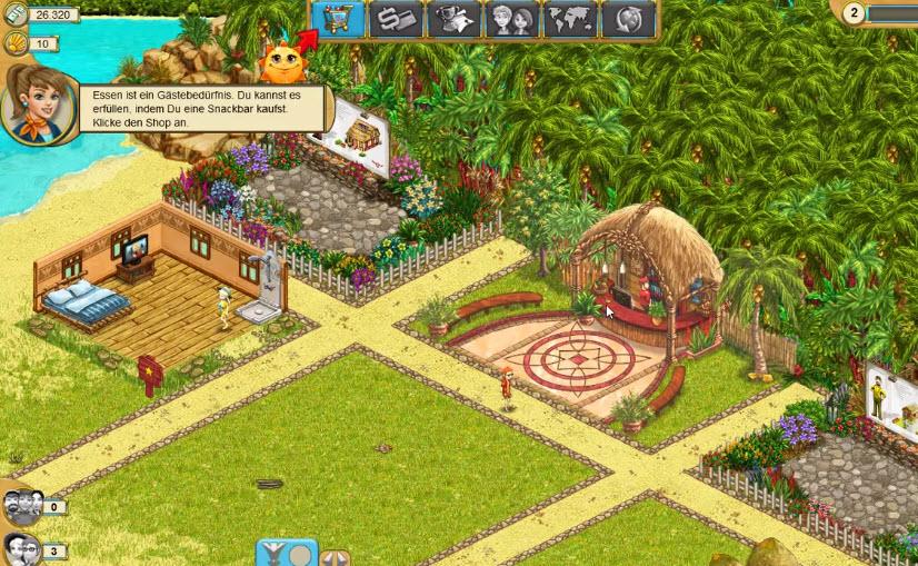 farm resort игра