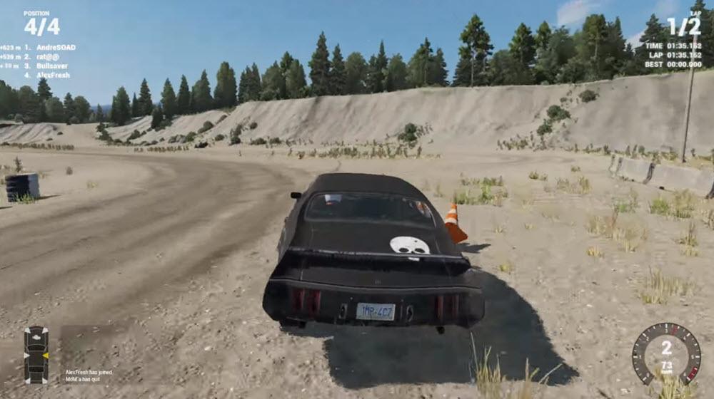 Гонки next car game