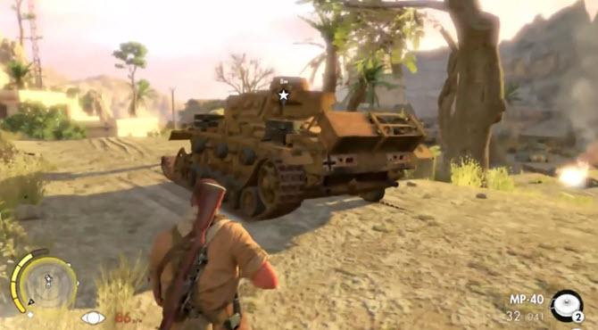 Прохождения игры снайпер элит 3 4 серия