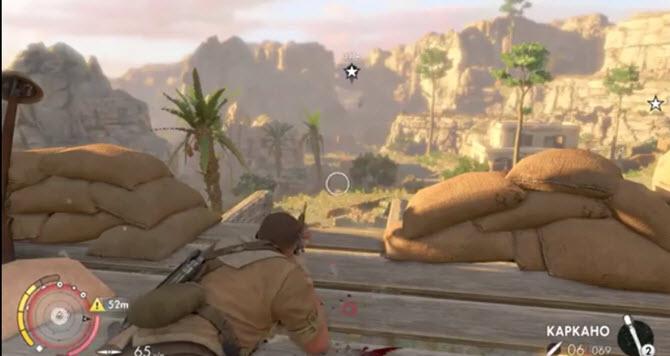Ущелье халфай sniper прохождение