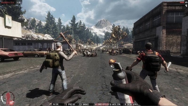скачать через торрент игру The War Z через торрент - фото 5