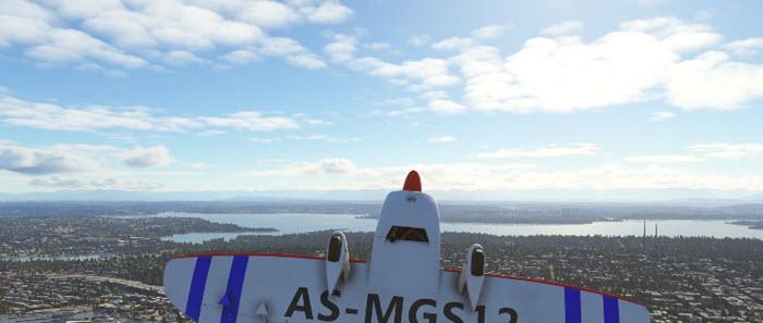 Визуальная революция Microsoft Flight Simulator 2020