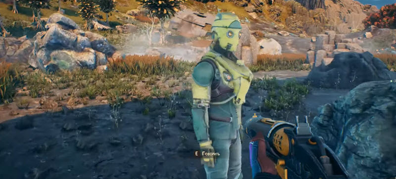The Outer Worlds 76. Вся правда про клон Fallout
