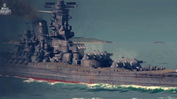 Линкор Yamato