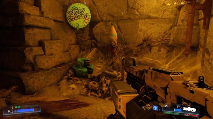 10 необычных секретных комнат в современных видеоиграх