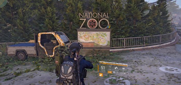 The Division 2 - где находятся секретные боссы