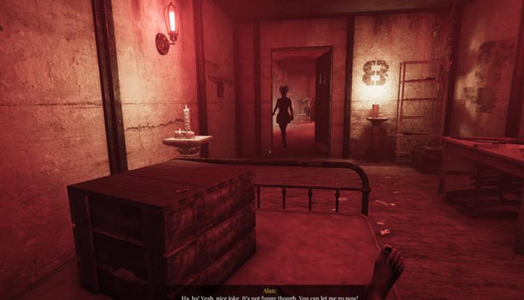 Прохождение Lust From Beyond: Scarlet