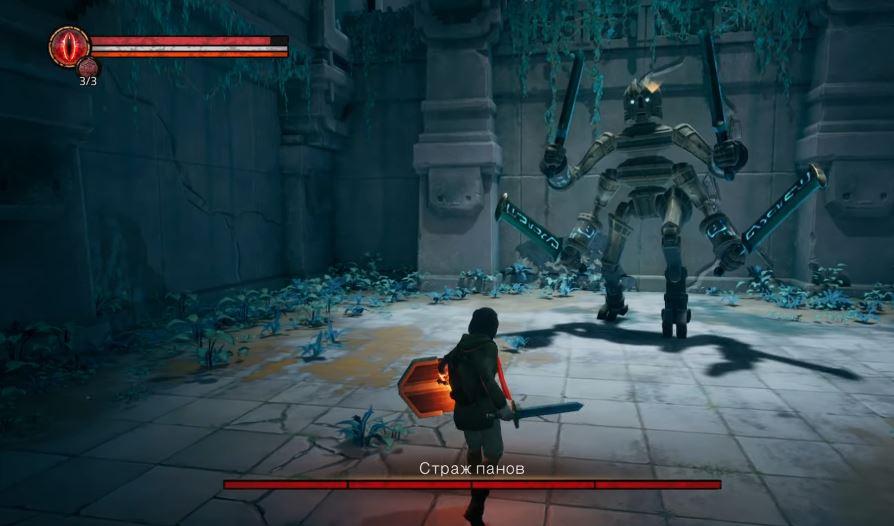 Полное прохождение Chronos: Before the Ashes