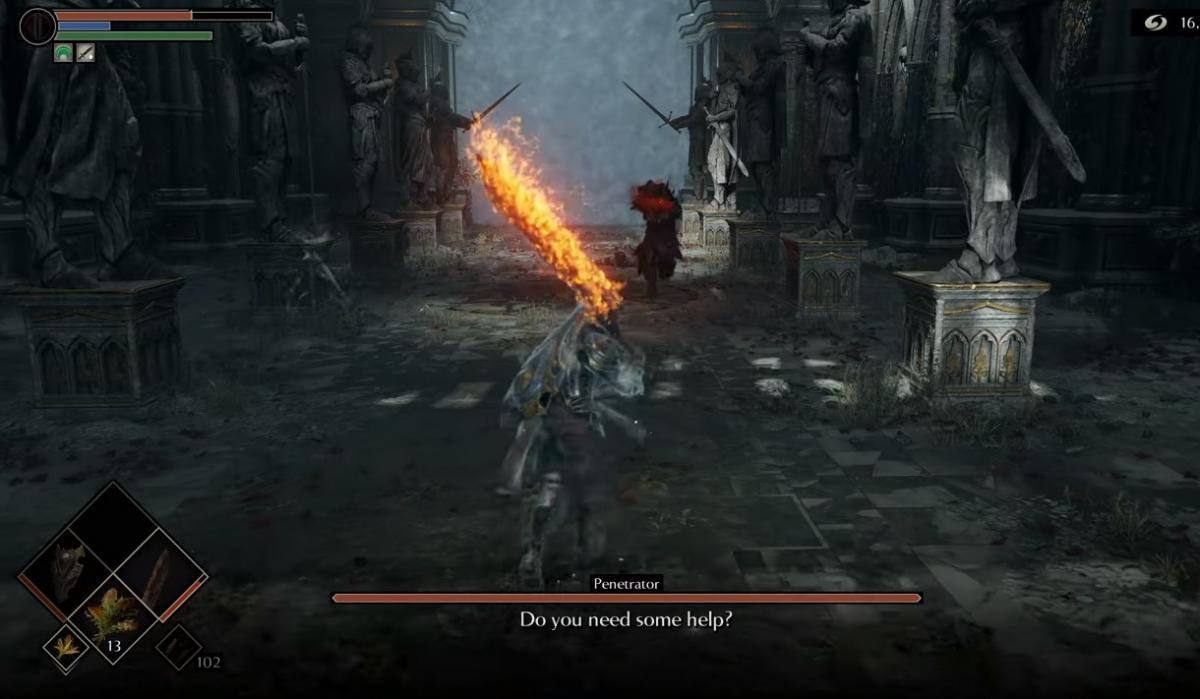 Demon's Souls Remake - полное прохождение, все боссы и обе концовки