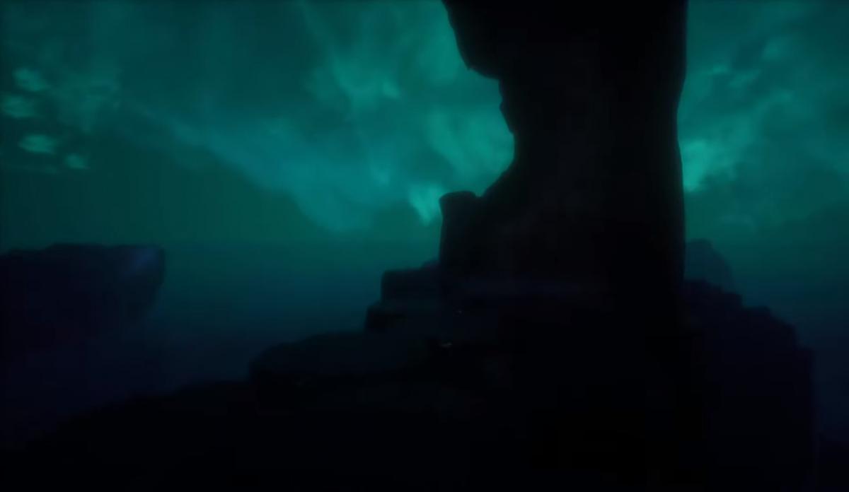 Полное прохождение Call of the Sea + все головоломки