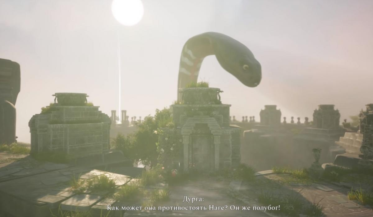 Прохождение RAJI: An Ancient Epic