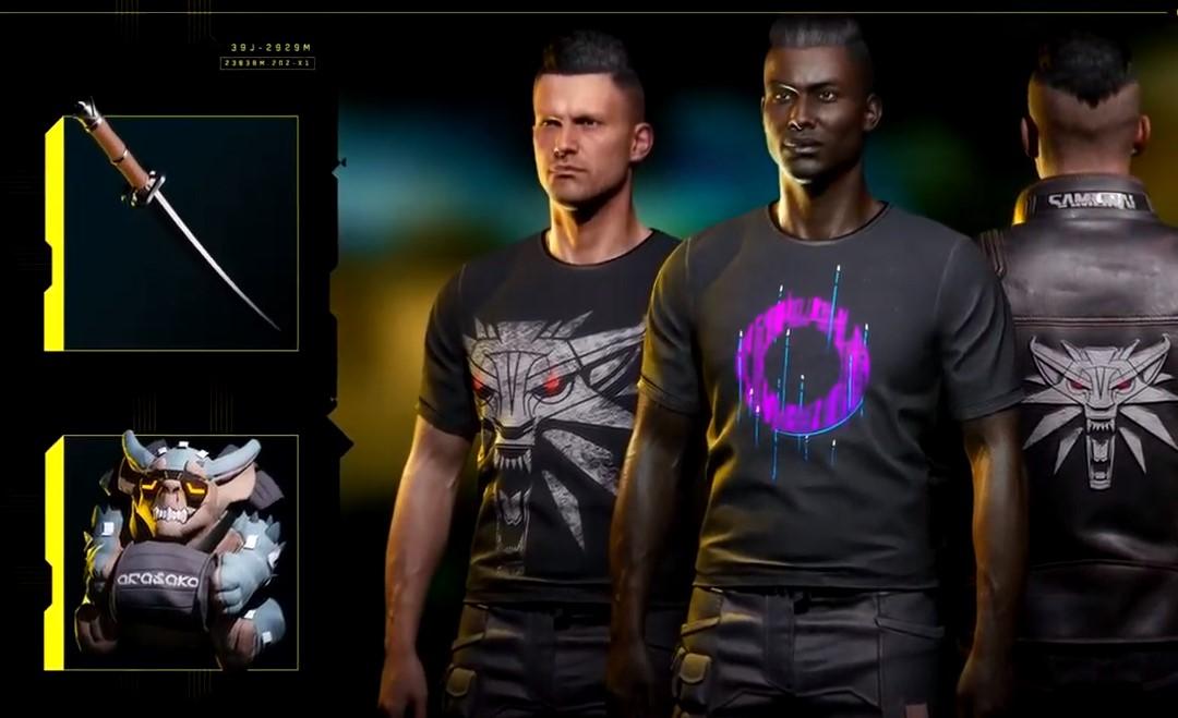 Как получить легендарные предметы в Cyberpunk 2077?