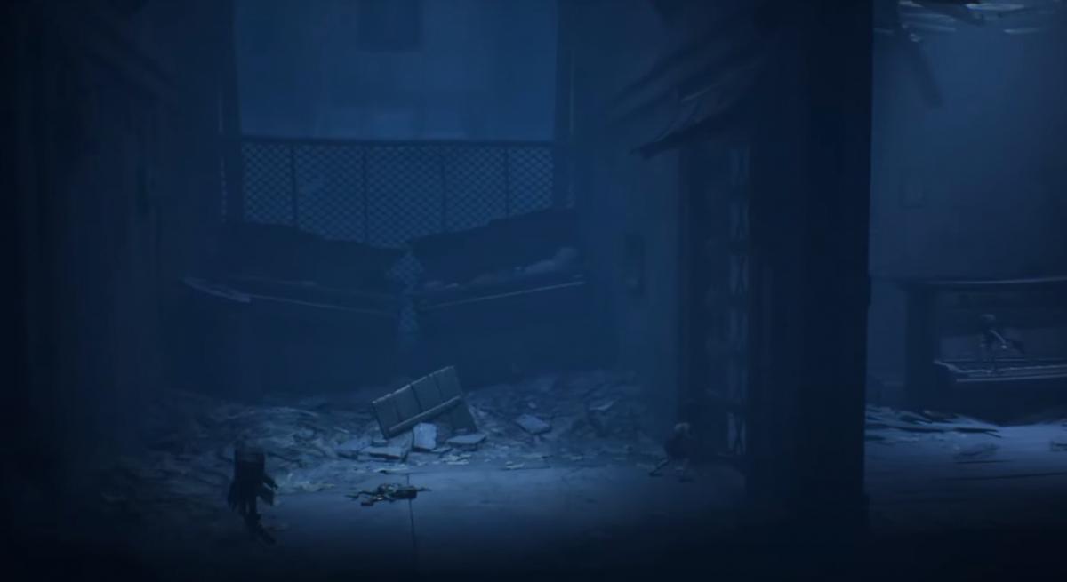 Полное прохождение Little Nightmares 2 + секретная концовка