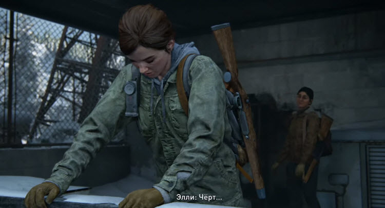 Полное прохождение The Last of Us Part II