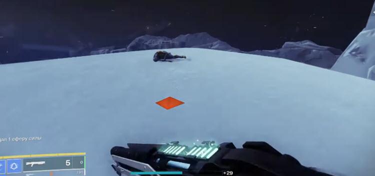 Destiny 2 - Сбор останков прошлого. Найти 9 мертвых экзо на на Европе