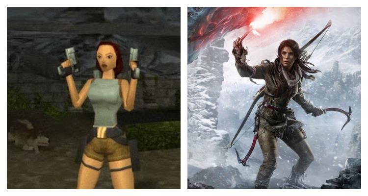 10 игровых героев, которых переделали без спроса