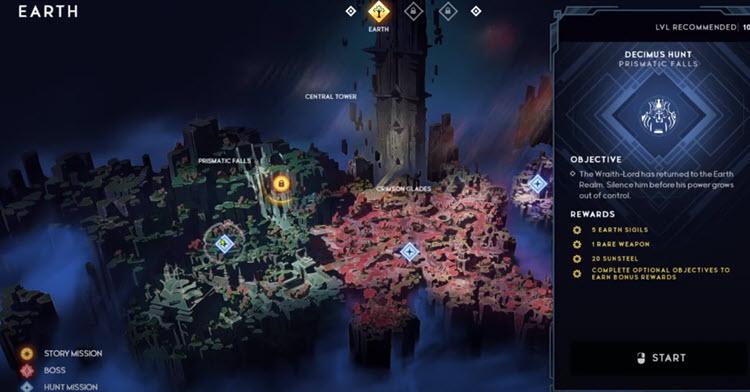 Godfall - прохождение игры и все боссы