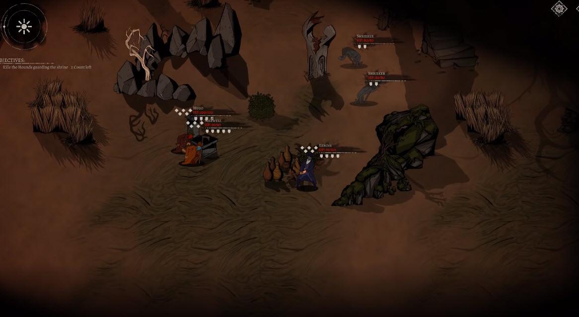 Скриншот Alder's Blood