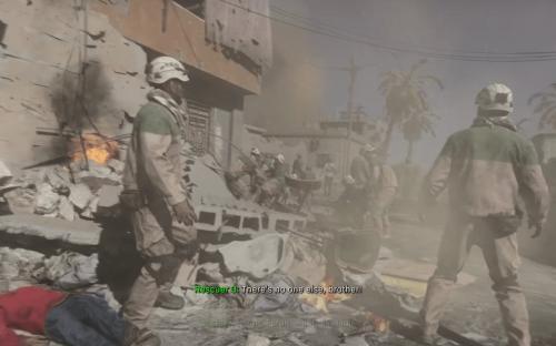 Зелёные каски, Шоссе Смерти и отказ от трансляций: скандалы Modern Warfare