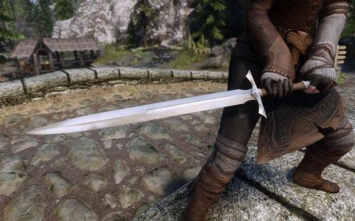The Elder Scrolls V: Skyrim получает мод с сотней видов нового оружия