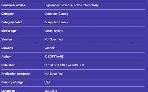 Создатели DOOM делают VR-игру