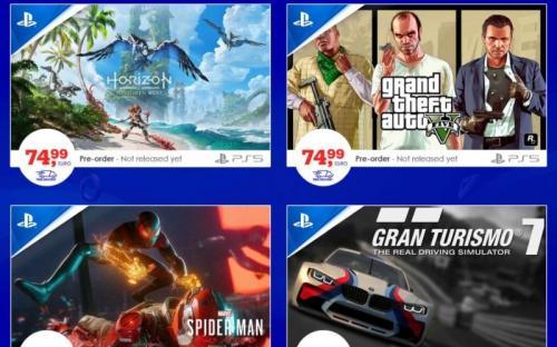 Стоимость игр нового поколения взлетит. Новый магазин публикует ценники