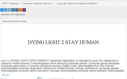 Dying Light 2: Stay Human – переименование или новая игра Techland